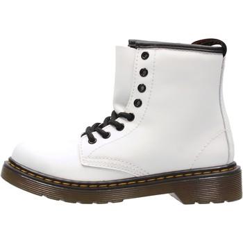Scarpe Bambino Sneakers Dr Martens - Anfibio bianco  calz bimbo 1460 J ROMARIO BIANCO