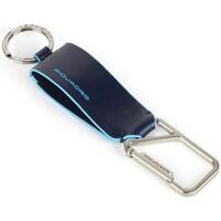 Accessori Uomo Portachiavi Piquadro PC5600B2/BLU2 Blu