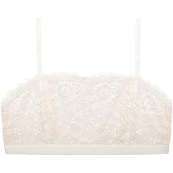 Biancheria Intima Donna Fascia/spalline amovibili Underprotection RR1026 WHE Bianco