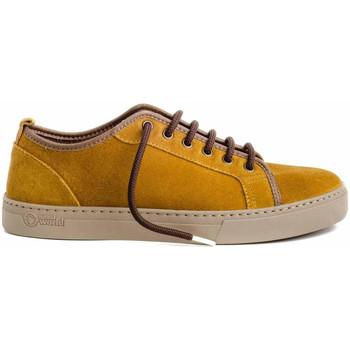 Scarpe Uomo Sneakers basse Natural World 6760 Giallo