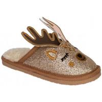Scarpe Unisex bambino Pantofole Conguitos KI1 221 06 Marrone