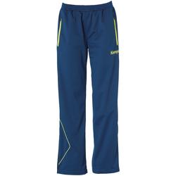 Abbigliamento Donna Pantaloni Kempa Pantalon Femme Curve Classic bleu/jaune