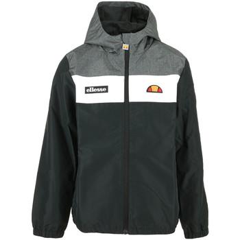 Abbigliamento Unisex bambino Giacche sportive Ellesse Arnet Jr Jacket Nero