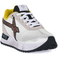 Scarpe Donna Sneakers basse W6yz 0N01 KIS W Bianco