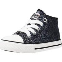Scarpe Bambina Sneakers alte Conguitos LIS14151 Blu