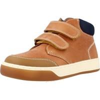 Scarpe Bambino Sneakers alte Garvalin 211651 Marrone
