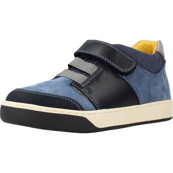 Scarpe Bambino Sneakers basse Garvalin 211655 Blu