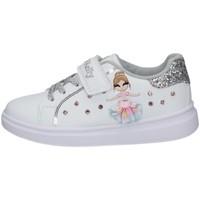Scarpe Bambina Sneakers basse Lelli Kelly LK 4826 BIANCO