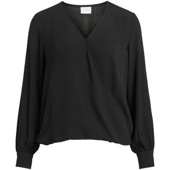 Abbigliamento Donna Top / Blusa Vila 14063365 Nero