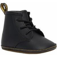 Scarpe Bambino Sneakers alte Dr Martens 1460 CRIB LACE BOOT Black