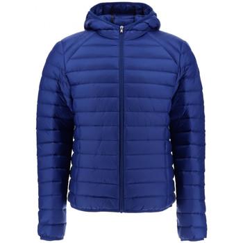 Abbigliamento Uomo Giacche / Blazer JOTT Nico ml capuche basique Blu