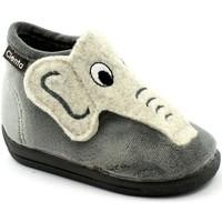 Scarpe Unisex bambino Pantofole Cienta CIE-CCC-132045-24 Grigio
