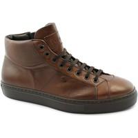 Scarpe Uomo Sneakers alte Franco Fedele FED-I21-832-MA Marrone