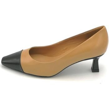 Scarpe Donna Sneakers Bibi Lou 601z12 Beige.nero