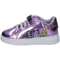 Scarpe Bambina Sneakers basse Rainbow High RMH0801 VIOLETTE