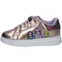 Scarpe Bambina Sneakers basse Rainbow High RMH0801 PLATINO