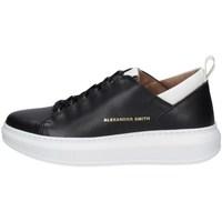 Scarpe Uomo Sneakers basse Alexander Smith W110181 NERO