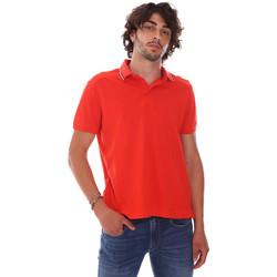 Abbigliamento Uomo Polo maniche corte Invicta 4452241/U Rosso