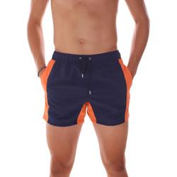 Abbigliamento Uomo Costume / Bermuda da spiaggia Refrigiwear 808492 Blu