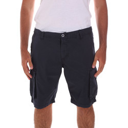 Abbigliamento Uomo Shorts / Bermuda Key Up 2A04P 0001 Blu