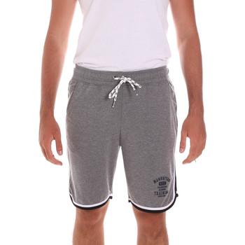 Abbigliamento Uomo Shorts / Bermuda Key Up 2S65F 0001 Grigio