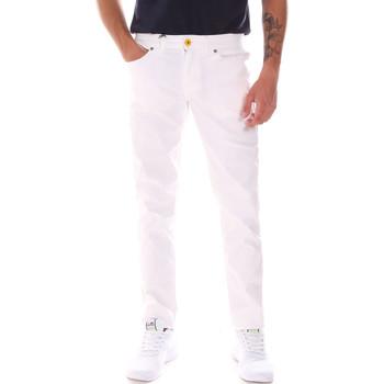 Abbigliamento Uomo Pantaloni Gaudi 811FU26005 Bianco