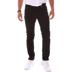 Abbigliamento Uomo Pantaloni Gaudi 021GU25015 Nero