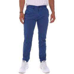 Abbigliamento Uomo Pantaloni Gaudi 811FU25016 Blu