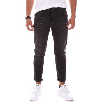 Abbigliamento Uomo Jeans slim Antony Morato MMDT00226 FA750235 Nero