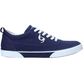 Scarpe Uomo Sneakers Byblos Blu 2MA0006 LE9999 Blu