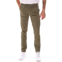 Abbigliamento Uomo Pantaloni Gaudi 011BU25022 Verde