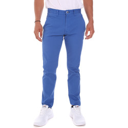 Abbigliamento Uomo Pantaloni Gaudi 811FU25019 Blu