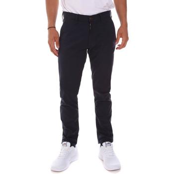 Abbigliamento Uomo Pantaloni Wrangler W18SGJ114 Blu