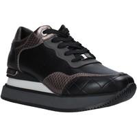 Scarpe Donna Sneakers basse Apepazza F1MIDHIGH07/LEA Nero