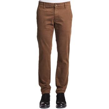 Abbigliamento Uomo Chino Gaudi 121GU25006 Marrone
