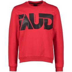 Abbigliamento Uomo Felpe Gaudi 121GU64086 Rosso