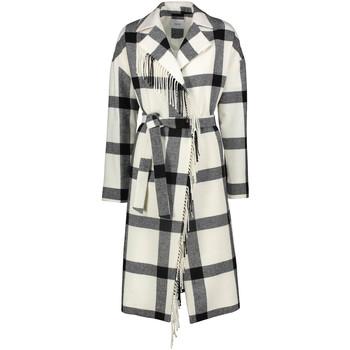 Abbigliamento Donna Trench Gaudi 121FD35023 Bianco