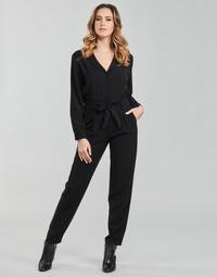Abbigliamento Donna Tuta jumpsuit / Salopette Moony Mood  Nero