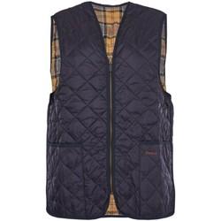 Abbigliamento Uomo Gilet / Cardigan Barbour MLI0001 LINER NY91 B Gilet Uomo Uomo Blu Blu