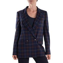 Abbigliamento Donna Giacche / Blazer Liujo WF1299T3021 blu