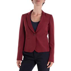 Abbigliamento Donna Giacche / Blazer Liujo WF1141T7896 bordeaux