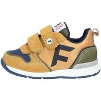 Scarpe Unisex bambino Sneakers basse Falcotto 0012014924 Sneakers Bambino Giallo