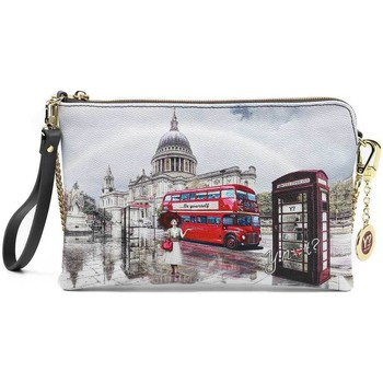 Borse Donna Tracolle Y Not? BORSA DONNA ? CLUTCH LONDON RAINBOW YES303F2 221 Multicolor