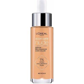 Bellezza Donna Fondotinta & primer L'oréal Accord Parfait Serum 4-5