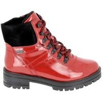 Scarpe Donna Stivaletti Jana Boots 26220 Rouge Rosso