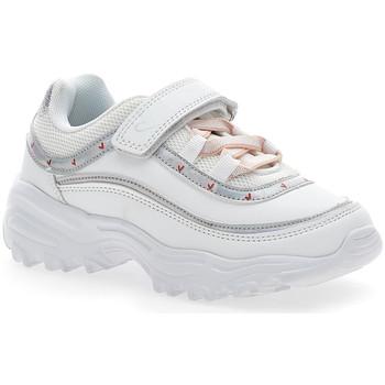 Scarpe Bambina Sneakers Sweet Years 8026 BIANCO