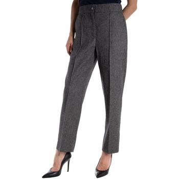 Abbigliamento Donna Pantaloni da completo Marella 31360616 grigio