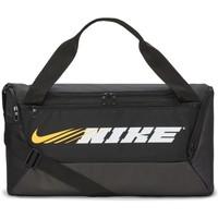 Borse Borse da sport Nike Brasilia Graphic Training Nero
