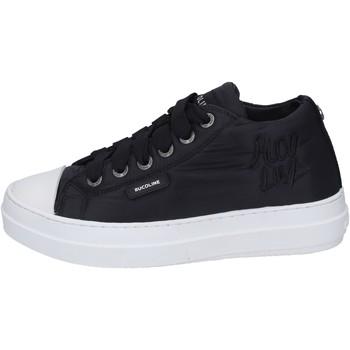 Scarpe Donna Sneakers basse Rucoline BH878 Nero