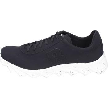 Scarpe Donna Sneakers basse Rucoline BH880 Nero